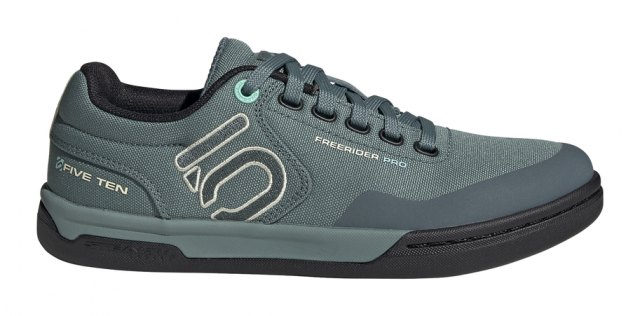 Five Ten Freerider Pro Primeblue Womens Shoes Acid Mint / Hazy Emerald / Sand