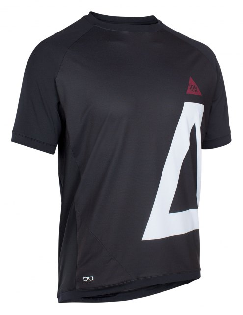 ION Traze_Amp Jersey Black Front