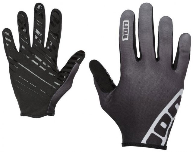 ION Dude Gloves Black