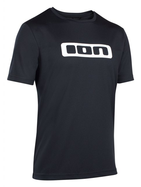 ION Scrub Tee SS Black Front