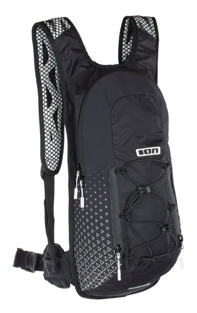 ION Villian 8 Backpack Black