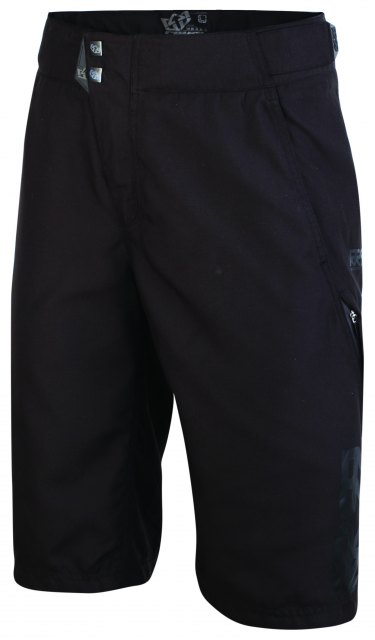Royal Core Shorts Black/Yellow