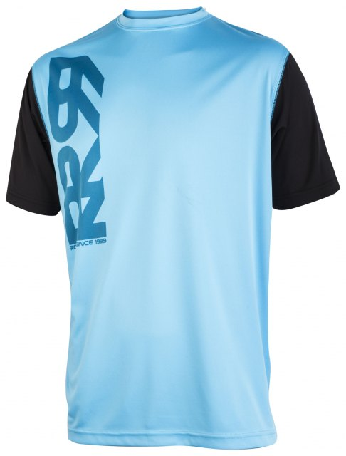 Royal Core Short Sleeve Jersey Sky Blue