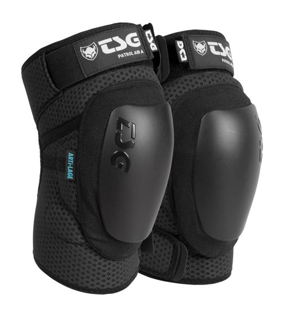 TSG Patrol Air A Knee Guards Front