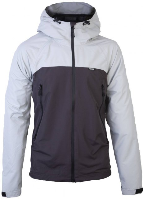 Royal Matrix Jacket Black / Grey Front