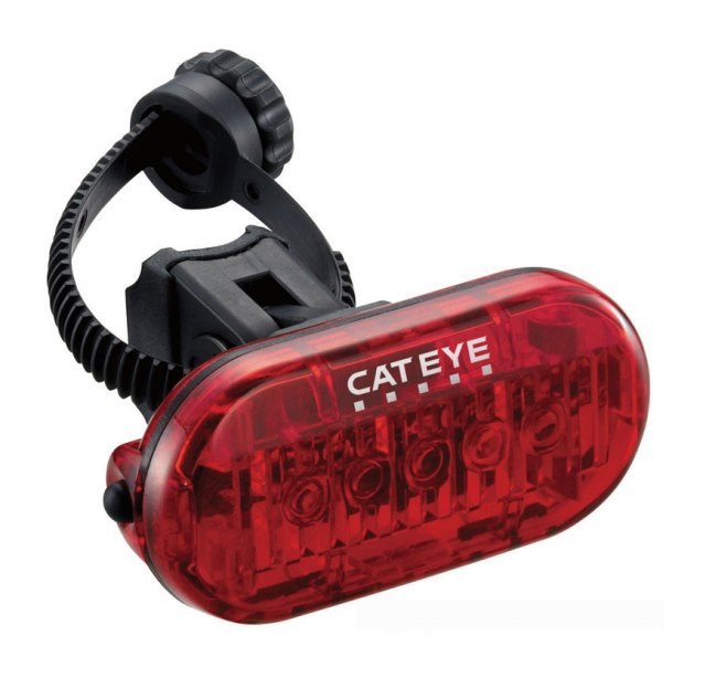 Cateye Omni 5 LED Rear Light