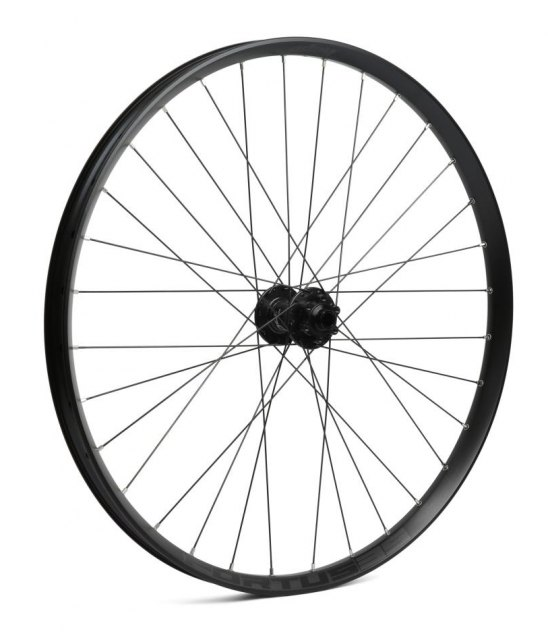 Hope Tech 35W Pro 4 Front Wheel Black