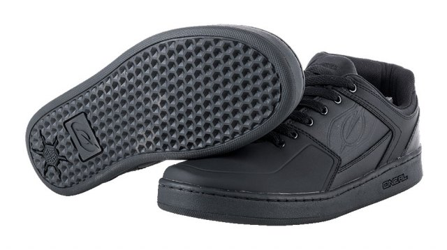 O'Neal Pinned Pro Pedal Shoes Black