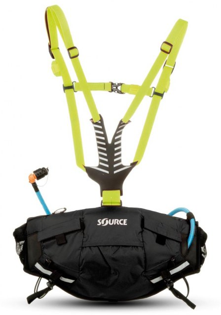 Source Hipster Hydration Pack Black