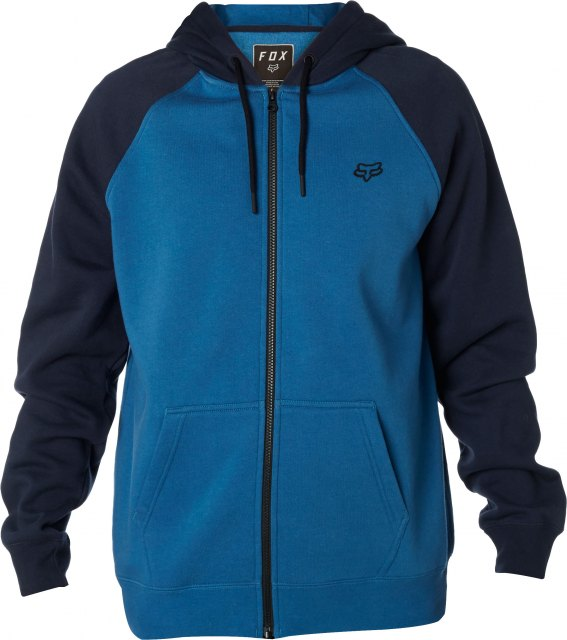 Fox Legacy Zip Fleece Midnight