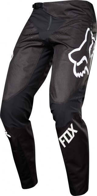Fox Demo Pant Black Front