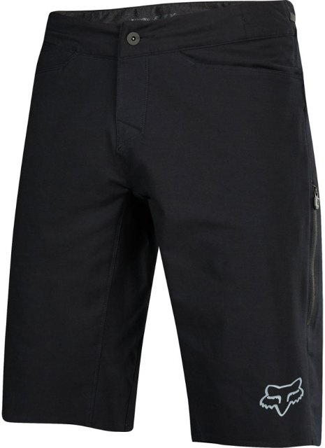 Fox Indicator Shorts Black Front
