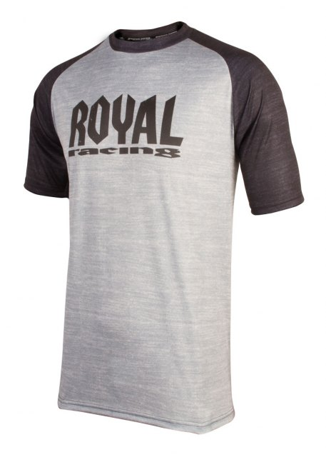 Royal Heritage SS Jersey 2018 Grey