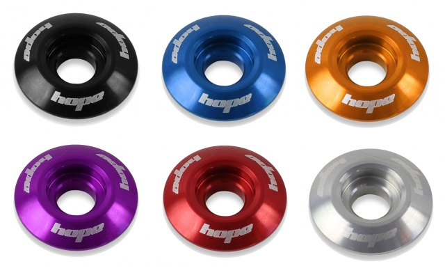 Hope Headset Top Caps All Colours