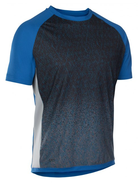 ION Traze AMP Tee SS 2018 Torrent Blue Front